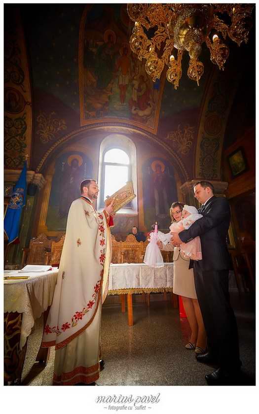 Fotograf de botez Zarnesti