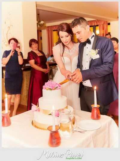 Foto nunta biserica Centru Civic din Brasov